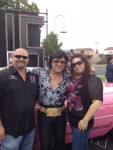 Bay Areas Elvis Impersonator Rick Torres Singing telegrams and More