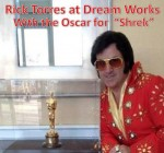 Bay Area Elvis Rick Torres at Dream Works