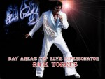 Bay Area's top Elvis Impersonator Rick Torres