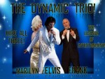 Bay Area's top Elvis Impersonator Rick Torres Dynamic Trio