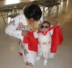 Elvis Rick Torres and Little Elvis