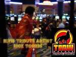 Elvis Rick Torres live at Tachi Palace