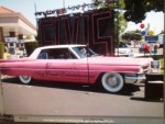 Elvis Rick Torres with Deluxe Pink Caddy Concert