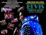 Elvis Tribute Artist Rick Torres at Ultimate Elvis Tribute show