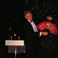 Beau Broomall - Illusionist in Pensacola, Florida