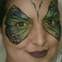 Beautiful Face Art - Face Painter in Las Vegas, Nevada