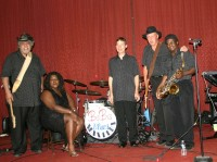 BeBe and The Blues Master - Blues Band in Port Huron, Michigan