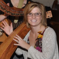 Becky Leland - Harpist in Minneapolis, Minnesota