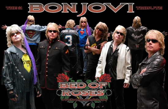 All genres of BON JOVI!