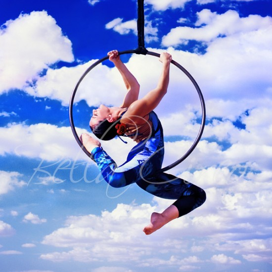 Aerial Hoop
