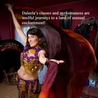Belly Dance Magic with Daleela - Middle Eastern Entertainment in Napa, California