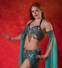 Belly Dancer in Sacramento, Nyla Crystal
