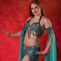 Belly Dancer in Sacramento, Nyla Crystal - Dance Instructor in Pacifica, California