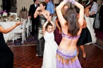 Dancing with Flower Girl