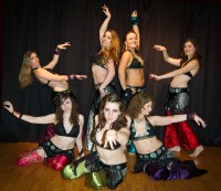 Bellydance Revolution - Fire Dancer in South River, New Jersey