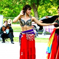 Bellydancer and Performer - Ahmeera - Belly Dancer in Dallas, Texas