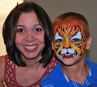Best Face and Body Art - Temporary Tattoo Artist in Tampa, Florida