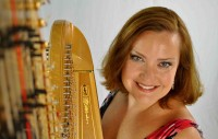 Betsy Fitzgerald-  Professional Harpist - Classical Ensemble in Macon, Georgia