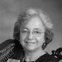 Bette Vidrine - Viola Player in Baton Rouge, Louisiana