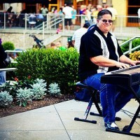 Big Clayton - Tickling The Ivories - Blues Band in Branson, Missouri