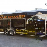 Big Rig Game Wizard - Party Bus in ,