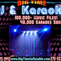 Big Time DJ & Karaoke - Wedding DJ in Paducah, Kentucky