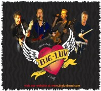 BigLuv Band - 1980s Era Entertainment in Seattle, Washington