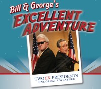 Bill & George's Excellent Adventure - Impersonators in Coralville, Iowa