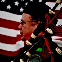 Bill Frank - Bagpiper in Bloomington, Indiana
