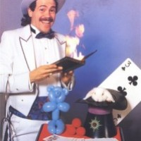 Bill Packard - Magician in Anderson, South Carolina