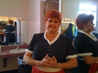 Billy Craig - Lucille Ball Impersonator in ,