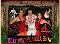 #1 Texas Elvis Billy Wayde