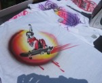 bindi airbrush t shirt