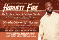 Bishop, Kevin L. Garner, Sr. - Christian Speaker in Cleburne, Texas