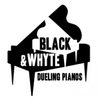 Black & Whyte Dueling Pianos - 1990s Era Entertainment in Modesto, California