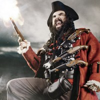 Blackbeard the Pirate - Historical Character in ,