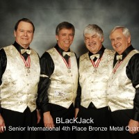 BLacKJack Quartet - Barbershop Quartet in Wilmington, North Carolina