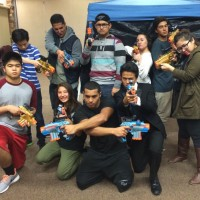 Blaster Battles - Mobile Game Activities in Upland, California