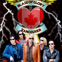 Blaze Of Glory - Bon Jovi Tribute Band / Impersonator in Vancouver, British Columbia