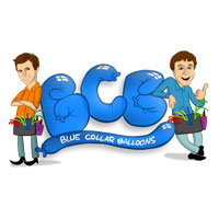 Blue Collar Balloons - Balloon Decor in Plano, Texas