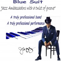Blue Suit - Jazz Band in St Petersburg, Florida