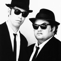 The Jake and Elwood Blues Revue - Blues Brothers Tribute in Yuba City, California
