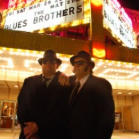 Blues Brothers Tribute Tour - Johnny Depp Impersonator in Sterling Heights, Michigan