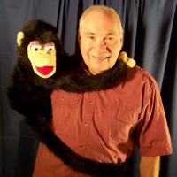 Bob Conrad - Puppet Show in Manhattan, New York
