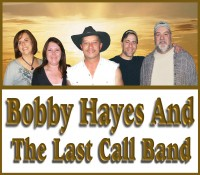 Bobby Hayes & The Last Call Band - Southern Rock Band in Bowling Green, Kentucky