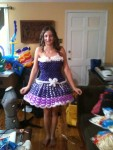 the batmitzvah dress