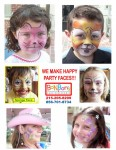 Face Painting for kids of all ages