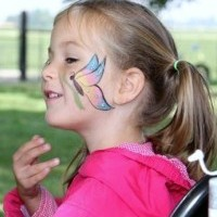 Bonni's Face Painting - Pony Party in Crawfordsville, Indiana