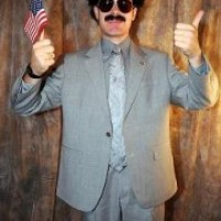 Borat Sagdiyev Impersonator - Karaoke DJ in Jersey City, New Jersey