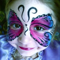 Boulder Face and Body Painting - Face Painter in Boulder, Colorado